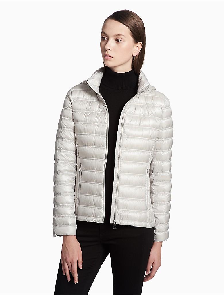 3d0111746db7 calvin-klein-womens-packable-hooded-short-jacket thumbnail 22