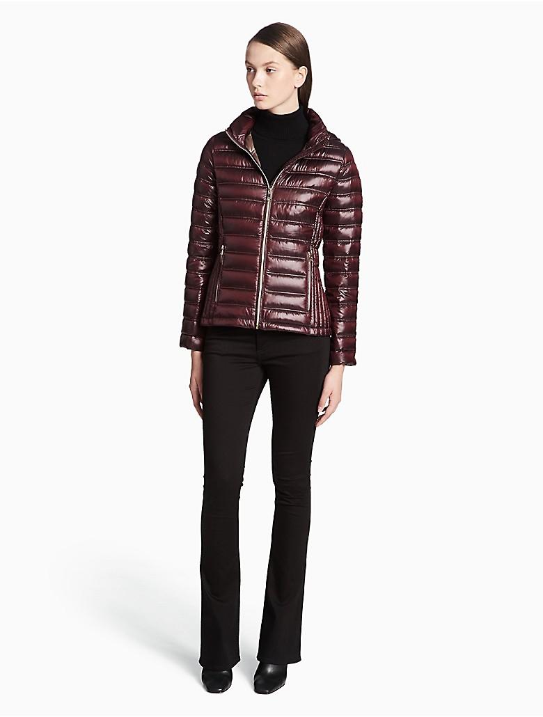 5d30e8e86c45 calvin-klein-womens-packable-hooded-short-jacket thumbnail 28