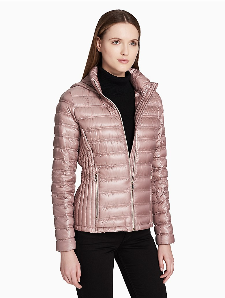 8536034c4598 calvin-klein-womens-packable-hooded-short-jacket thumbnail 25