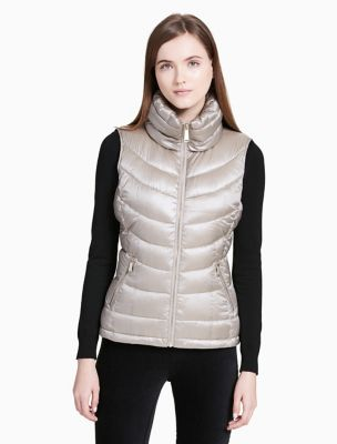 Calvin klein womens puffer jacket