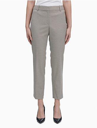 a7440525 Women's Pants: Joggers, Capris & Culottes | Calvin Klein