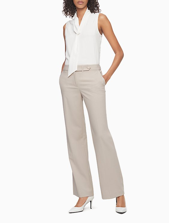 aba2b1832d00 Price as marked straight fit flared suit pants