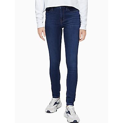 Skinny High Rise Laguna Long Jeans