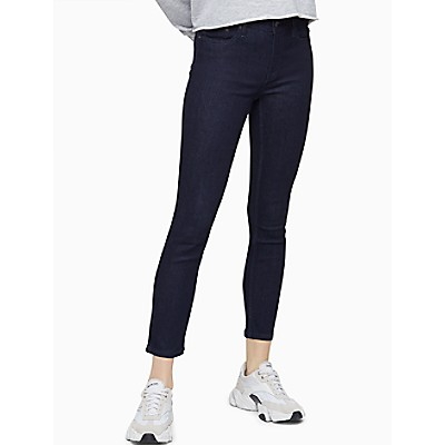 Skinny Fit High Rise Del Mar Ankle Jeans