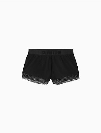 27ce87d83ad080 Intense Power Mesh Cover-Up Shorts