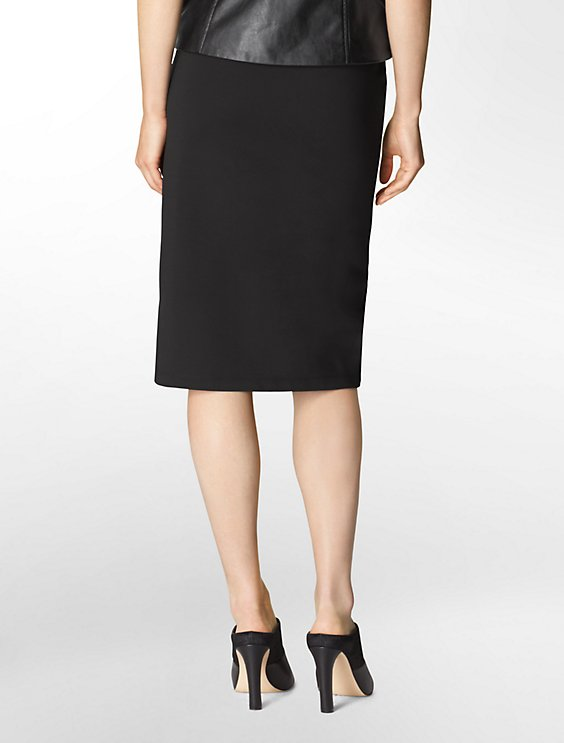 cff10097c2 Price as marked wide waist stretch pencil skirt