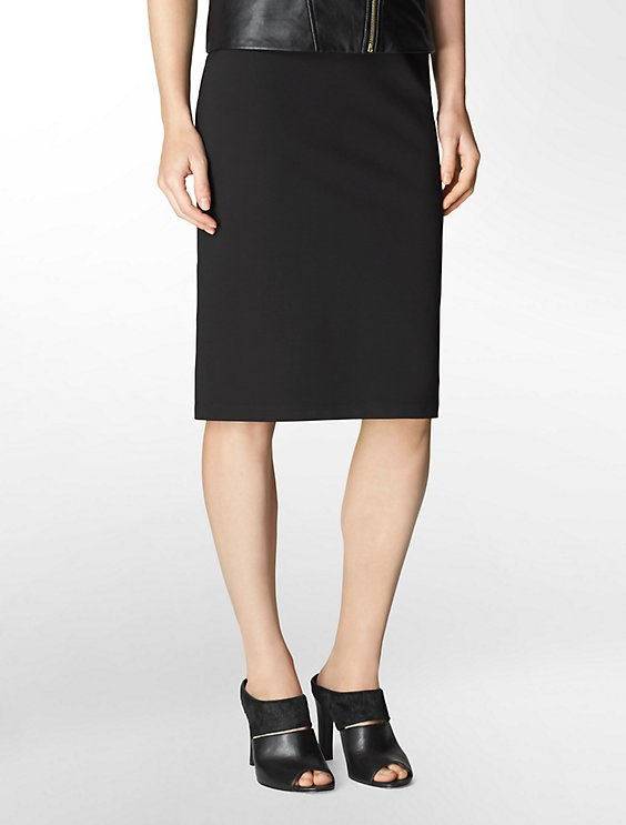 b41a3aa7434c Price as marked Wide Waist Stretch Pencil Skirt