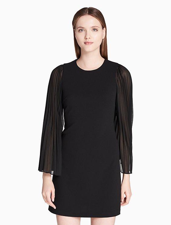 Calvin Klein Collection Black Viviana KEW097188