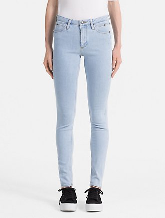 Bright Ora Skyblue Skinny Jeans - Bright white Blend Vxmdw0u