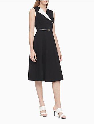 c80072db93c08 Women's Dresses - Calvin Klein