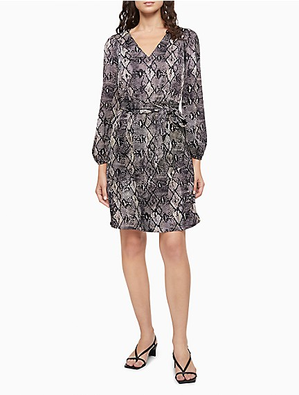 Image result for PRINTED SUEDE SCUBA DRESS