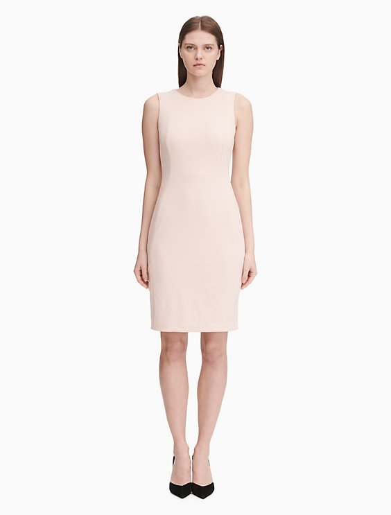 f1a0058f508c4d Price as marked solid sheath dress