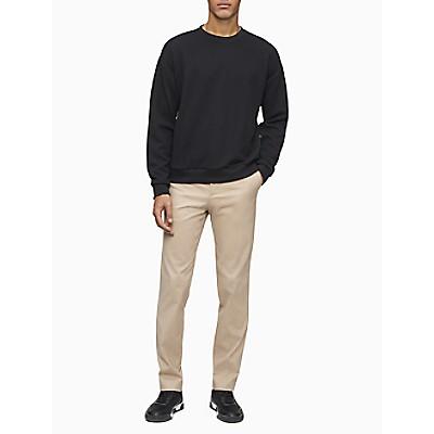 Patterned Crewneck Sweatshirt