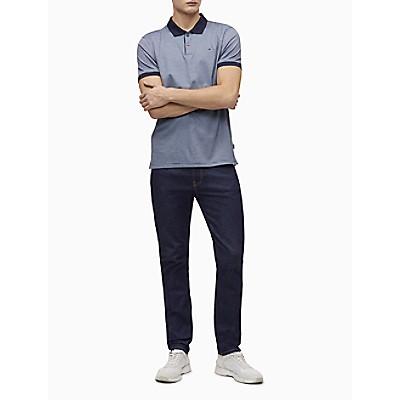 Regular Fit Liquid Touch Feeder Stripe Polo Shirt