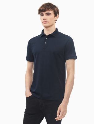 regular fit solid polo shirt