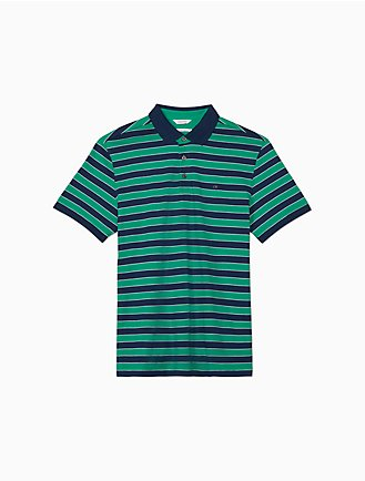 e29eff9cc Regular Fit Micro Border Polo Shirt