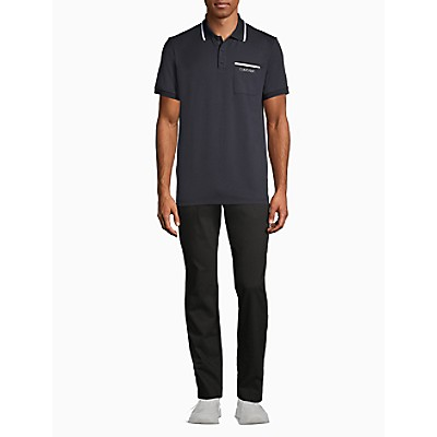 Move 365 Tipped Polo Shirt