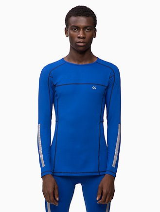 3f9d955a8df1 Performance Reflective Compression Long Sleeve Top