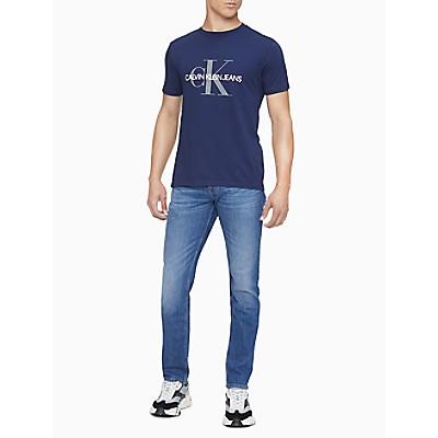 Monogram Logo Crewneck T-Shirt