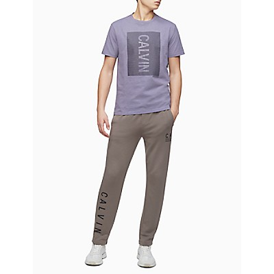 HD Line Logo Crewneck T-Shirt