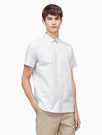 Shirt for Men On Sale, Rope, Cotton, 2017, M XL Selected