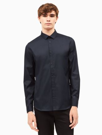 Men's Casual Shirts | Calvin Klein