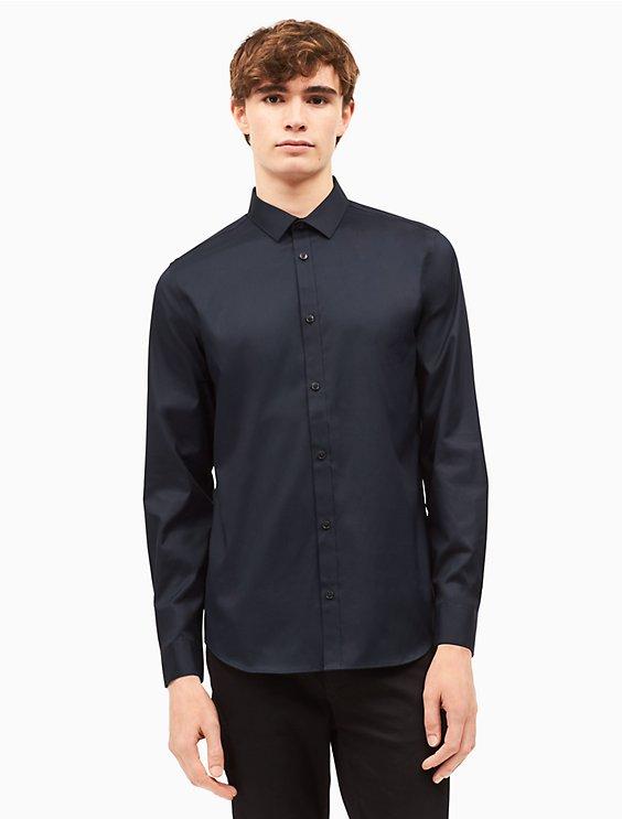 6f5e1b4c1 classic fit cool tech oxford shirt | Calvin Klein