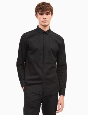 Black dress shirts for cheap