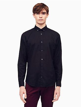 Men's Casual Shirts | Calvin Klein