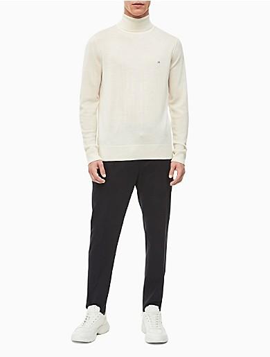 Image of Merino Wool Turtleneck Sweater