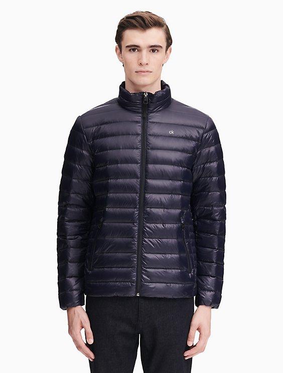 down packable puffer jacket   Calvin Klein e807dad070