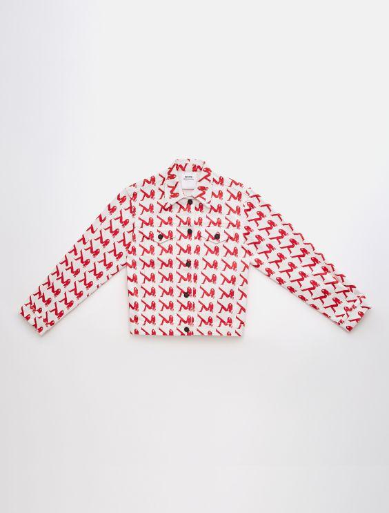 Icon Trucker Jacket by Calvin Klein