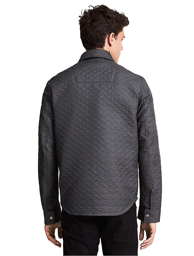 calvin klein mens quilted shirt jacket | eBay : mens quilted shirt - Adamdwight.com