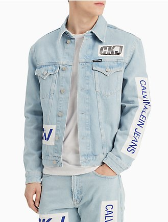 ae9c759e8b2 Foundation Trucker Jacket