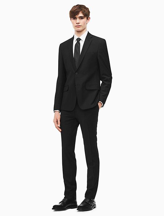 Black Suit Skinny v5xa