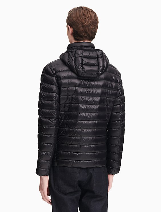 b5bf28004 Down Packable Hooded Jacket | Calvin Klein
