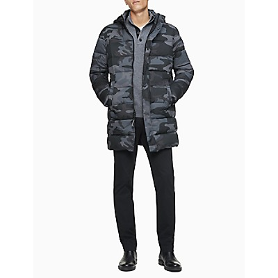 Packable Puffer Hooded Jacket