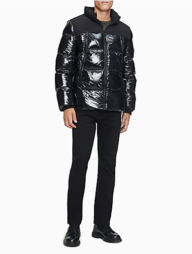 Image of Supershine Down Blend Full Zip Puffer Jacket