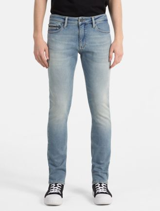 Calvin Klein Jeans 026 SLIM WEST - Jean slim - denim