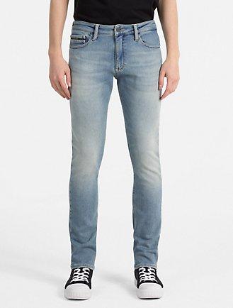 Calvin Klein Jeans 026 SLIM WEST - Jean slim - denim zyHOL