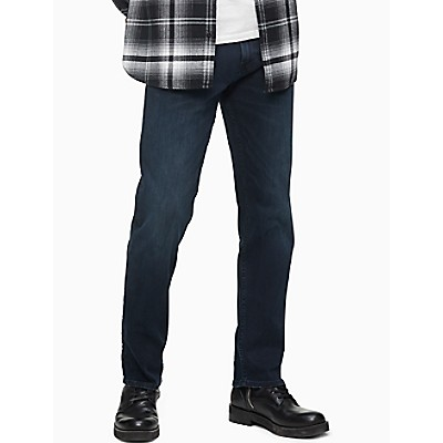 Straight Fit Boston Blue Jeans