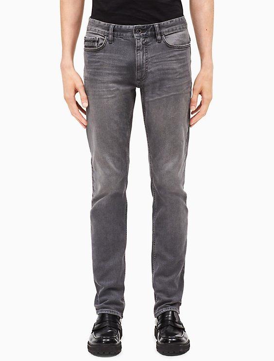 0eab92b08edc Sale slim leg battle grey jeans