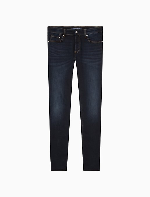 discount sale great prices where to buy Skinny Fit Andres Dark Blue Jeans