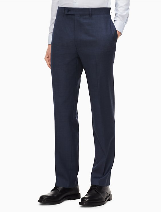 2b4625daf6c Price as marked slim fit blue suit pants