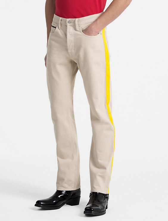 Calvin Klein Jeans high rise tapered jeans Low Cost Wholesale Price Online Official Site Cheap Online Buy Cheap Latest LmcA5u54
