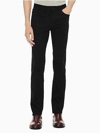 06b7668d21 new essentials slim fit stretch 5-pocket pants