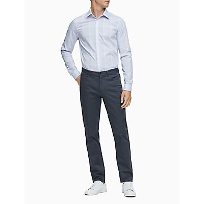 New Essentials Slim Fit Stretch 5-Pocket Pants