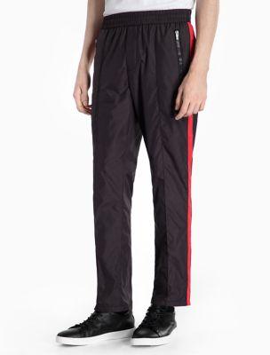 Burgundy Khaki Pants