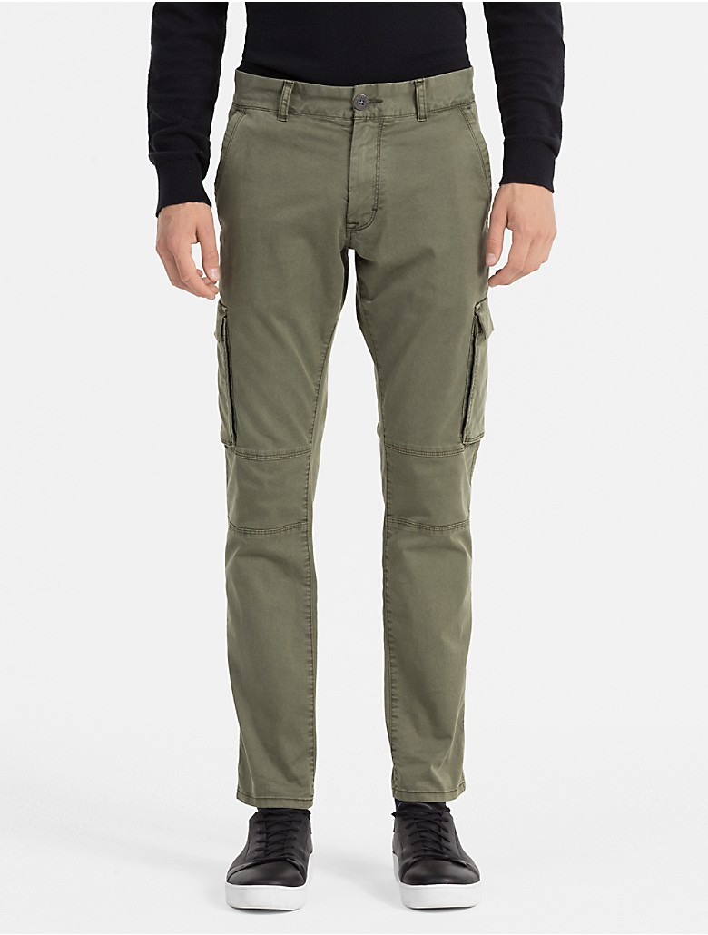 Cargo Pants For Men. Cargo pants for men are closet must-haves. Plenty of pockets channel total utilitarian vibes. Discover tons of cargo pants that are extremely easy to wear.