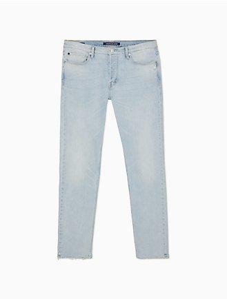 11decead74c Slim Fit Light Wash Jeans